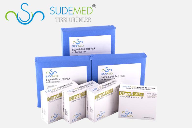 Sudemed Tıbbi Ürünler | STERİLİZASYON KONTROL