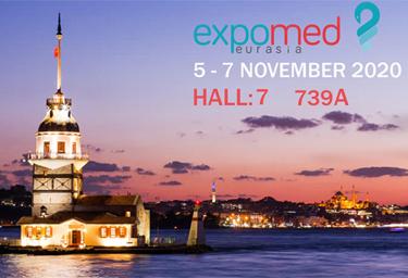 Sudemed Tıbbi Urunler | We were at Expomed 2020