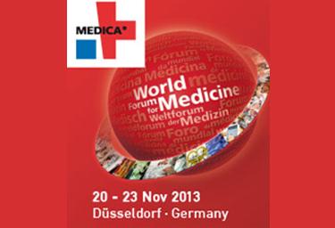 Sudemed Tıbbi Urunler | We were at MEDICA EXHIBITION 2013