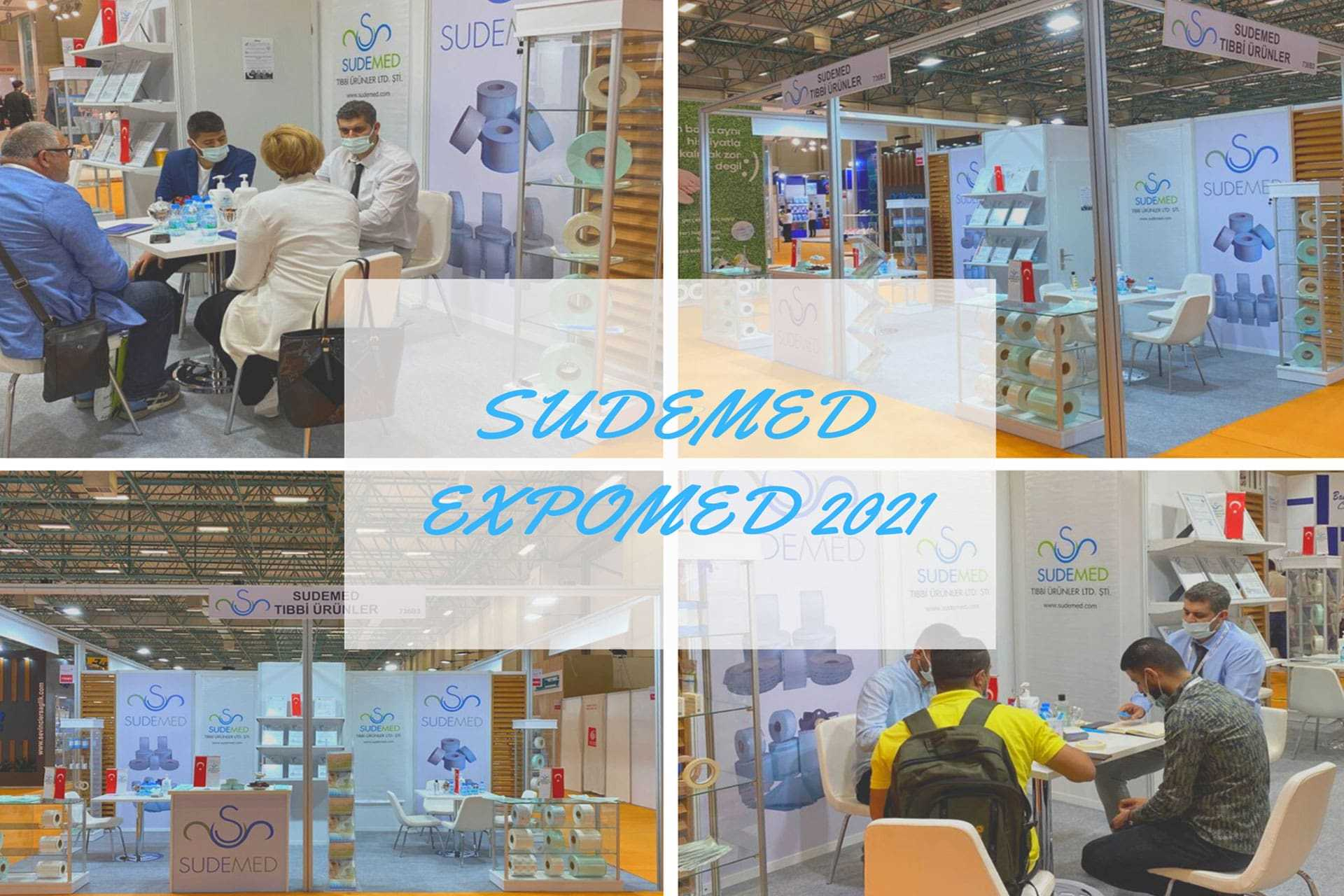 Мы посетили выставку Expomed Eurasia 2021