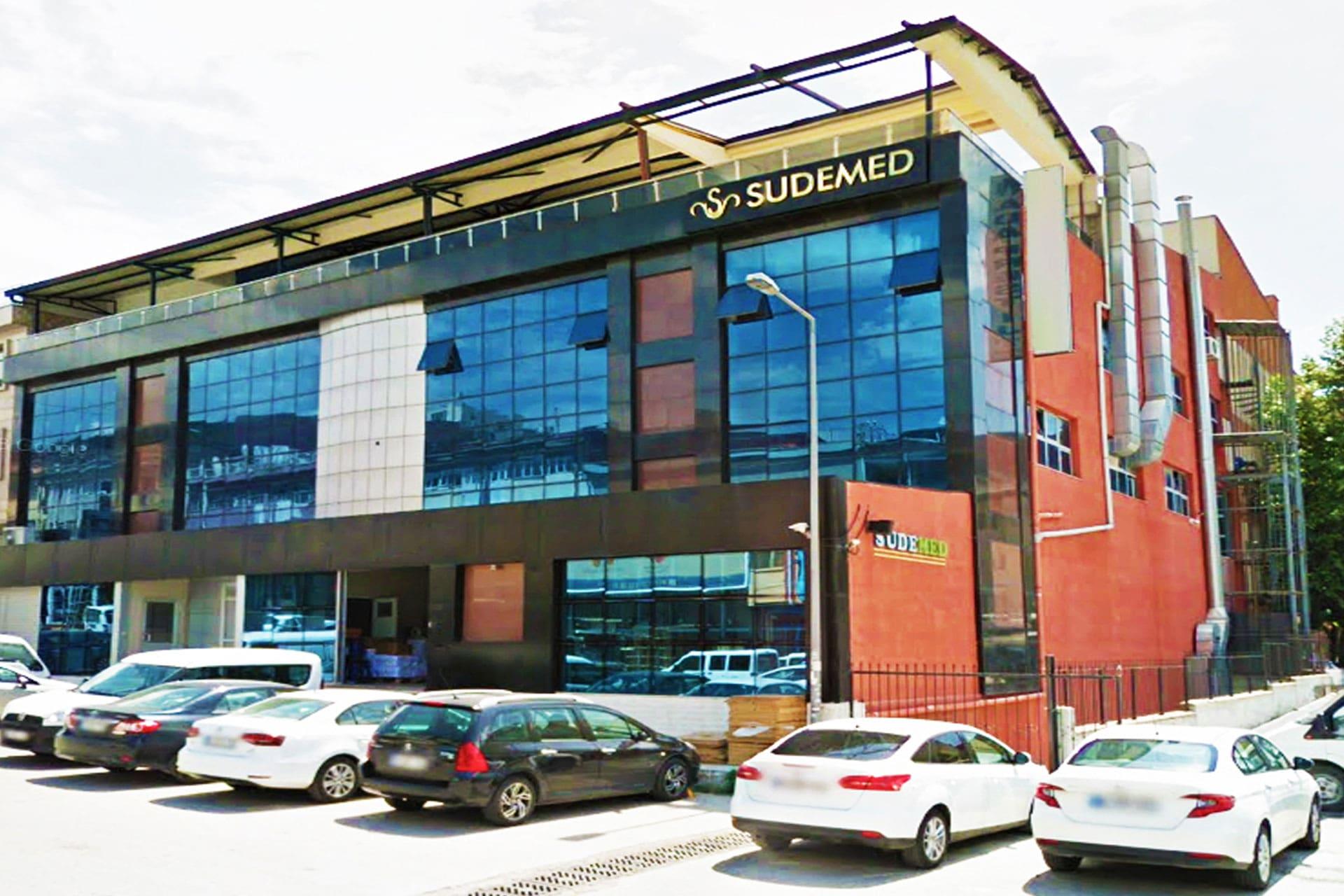 Наш завод находится в İvedik OSB Ankara.