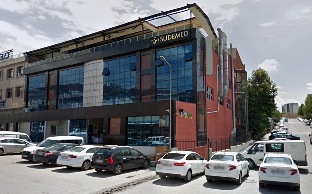 Sudemed Tıbbi Urunler | Fabrikamız İvedik OSB Ankarada bulunmaktadır.