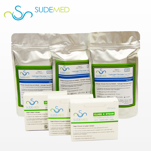 Sudemed Tıbbi Urunler | CLASS 4 H2O2 PLASMA INDICATOR