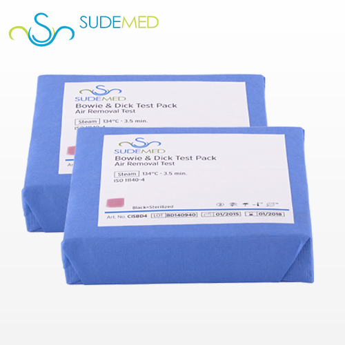 Sudemed Tıbbi Urunler |  ETHYLENE OXIDE CHEMICAL INDICATOR CLASS 5