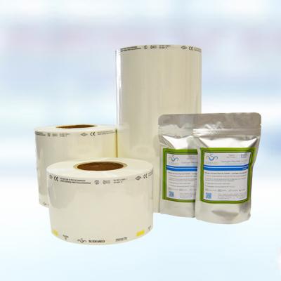 Sudemed Tıbbi Ürünler | Sterilizasyon Rulosu Dupont™ Tyvek® Malzemesinden Üretilmiş